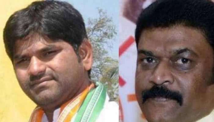 कर्नाटक: कांग्रेस विधायकों की लड़ाई पहुंची घर तक, आनंद सिंह की पत्नी दूसरे विधायक पर करेंगी केस!