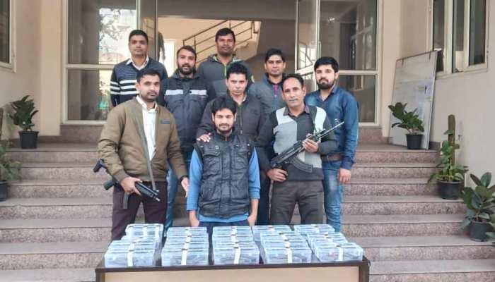 26 जनवरी से पहले दिल्ली में जब्त हुई 20 पिस्टल और 12 मैगजीन, तस्कर मूसा गिरफ्तार