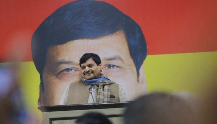 SP-BSP के गठबंधन पर बोले शिवपाल, 'एक ने भाई को धोखा दिया और दूसरे ने पिता को'
