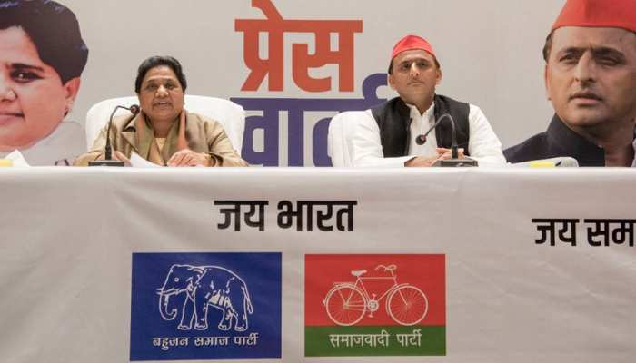 EVM पर मचा घमासान, अखिलेश- मायावती ने साधा BJP पर निशाना