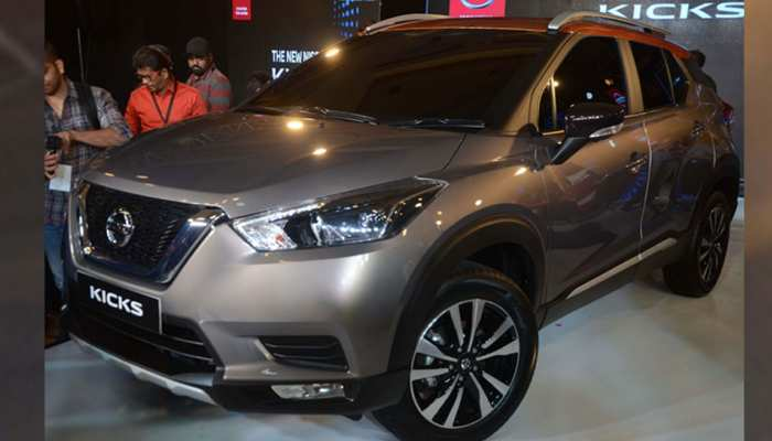 auto news Nissan launch new suv 2019 nissan Kicks at rs 9.55 lakh