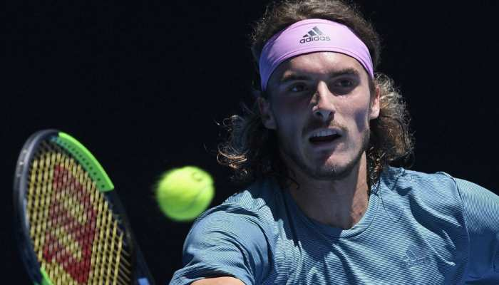 Australian open: 20 साल के सितसिपास सेमीफाइनल में, राफेल नडाल से होगा मुकाबला