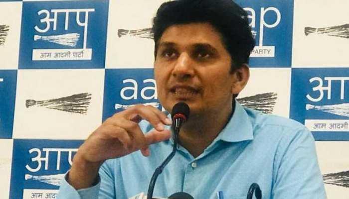 BJP जनता को बताए कि EVM के बिना चुनाव क्यों नहीं करवाना चाहती : AAP