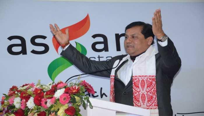 असम: मुख्यमंत्री सोनोवाल बोले, 'नागरिकता संशोधन विधेयक की 'गलत तस्वीर' की जा रही है पेश'