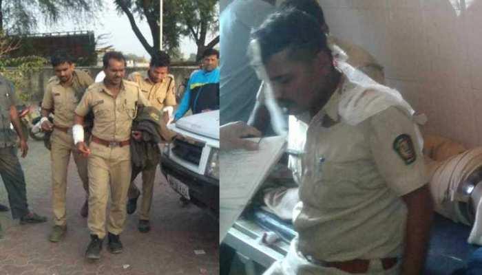 महाराष्ट्रः आदिवासियों ने पुलिस और वन्य कर्मियों पर किया हमला, 3 की हालत गंभीर
