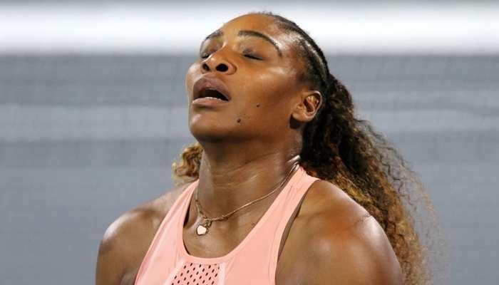 Australian Open: सेरेना का 24वां ग्रैंडस्लैम जीतने का सपना टूटा, प्लिस्कोवा ने क्वार्टर फाइनल में हराया