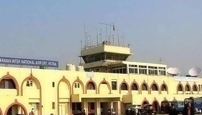 पटना एयरपोर्ट से शुरू हुई सिटी बस सेवा, यात्रियों को मिलेगी मनमाने भाड़े से निजात