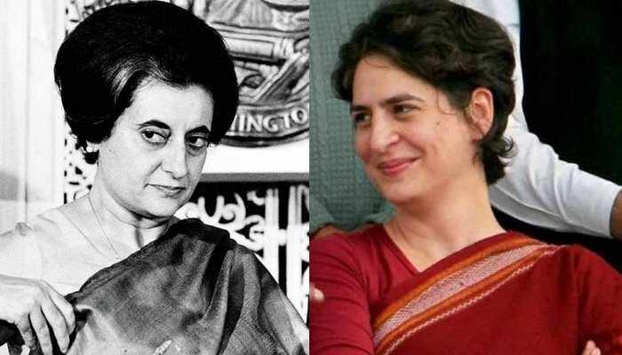 प्रियंका की तोप चली तो वह इंदिरा गांधी की तरह हुकुम की रानी साबित होंगी: शिवसेना