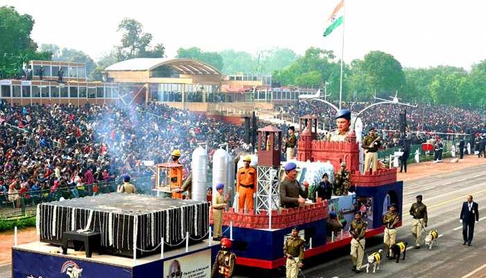 गणतंत्र दिवस परेड में 'नारी शक्ति' का होगा प्रदर्शन, विभिन्न टुकड़ियों अगुवाई करेंगी महिला अधिकारी