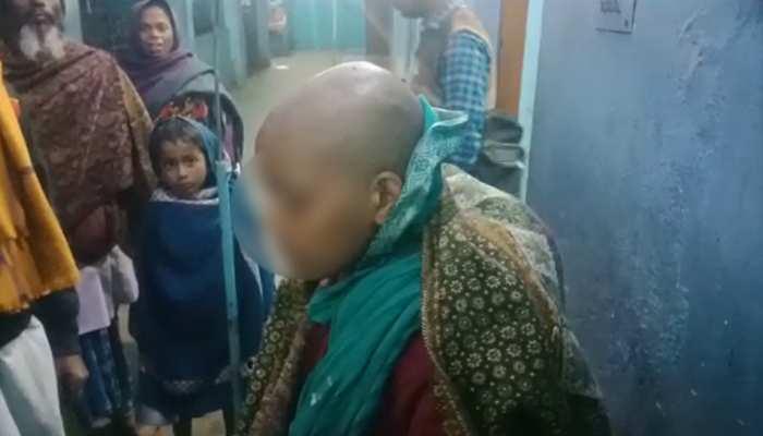 पश्चिम बंगालः पति के अवैध संबंधों का किया विरोध तो मुंडवा दिए पत्नी के बाल