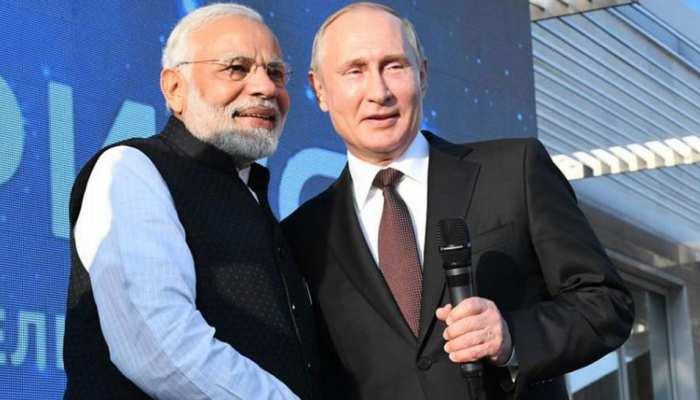गणतंत्र दिवस पर पुतिन ने दी बधाई, कहा, 'भारत ने हासिल की 'प्रभावशाली सफलता'