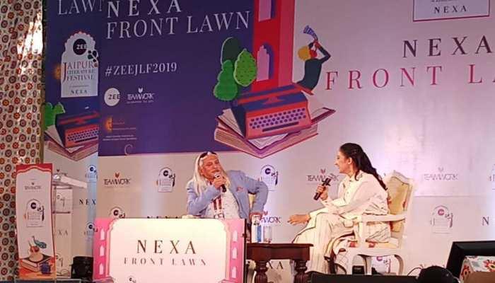 जयपुर लिटरेचर फेस्टिवल: मनीषा कोइराला ने बताई कैंसर से अपनी जंग की पूरी कहानी