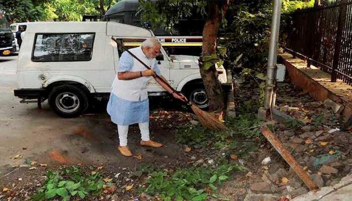 5 लाख गांव खुले में शौच से मुक्त, PM मोदी ने कहा, स्वच्छता का सपना जल्द पूरा होगा