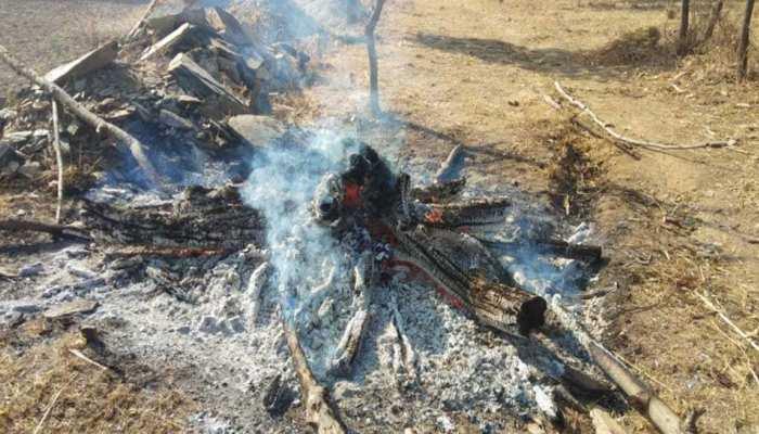 राजस्थान: पैंथर ने किया था वृद्ध पर हमला, नाराज ग्रामीणों ने जलाया जिंदा