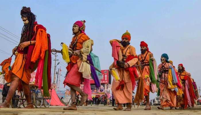 राम मंदिर के लिए कुंभ में परम धर्म संसद का आगाज, 3 दिन तक होगा आयोजन