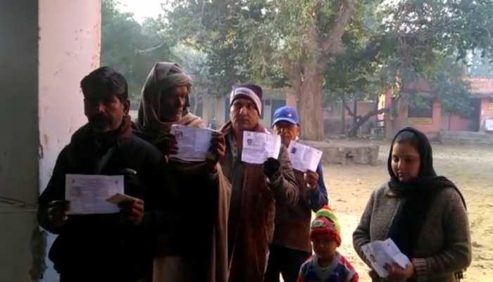 राजस्थान: रामगढ़ विधानसभा में मतदान हुआ शुरू, 20 उम्मीदवारों के भाग्य का होगा फैसला