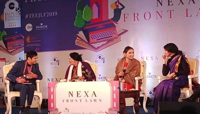 जयपुर लिटरेचर फेस्टिवल: मनीषा कोइराला की सेशन में खूबसूरती और सेक्स लाइफ पर रखी गई बेबाक राय