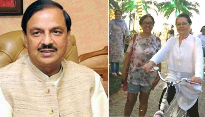 राहुल पर महेश शर्मा ने साधा निशाना, कहा- PM मोदी ने एक भी दिन नहीं ली छुट्टी