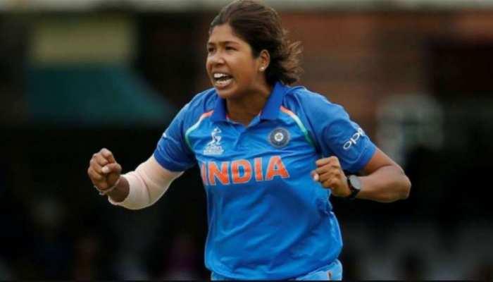INDWvsNZW: भारत ने न्यूजीलैंड को 161 रन पर समेटा, झूलन गोस्वामी के 210 विकेट पूरे