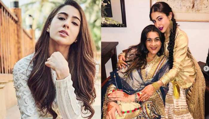 Mother Amrita Singh was disturbed by the habit of Sara Ali Khan in childhood