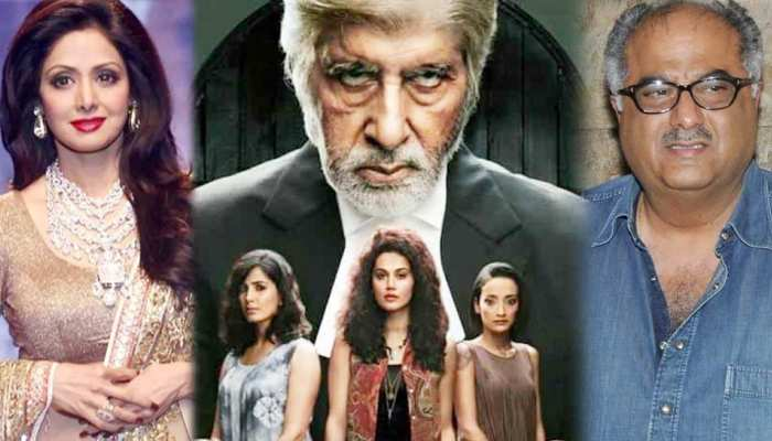 Now Bollywood film 'Pink' will be made in Tamil