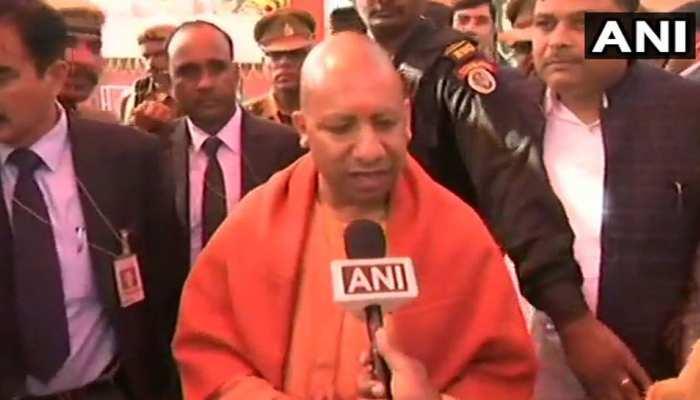 अयोध्या विवाद: केंद्र के कदम का CM योगी ने किया स्वागत, मुख्य पुजारी बोले, हितकारी होगा फैसला