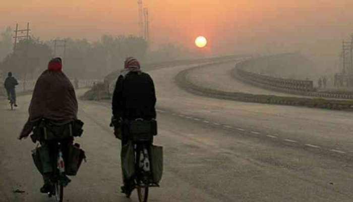 राजस्थान में कड़ाके की सर्दी, चूरू में माइनस 1.1 डिग्री सेल्सियस पहुंचा तापमान