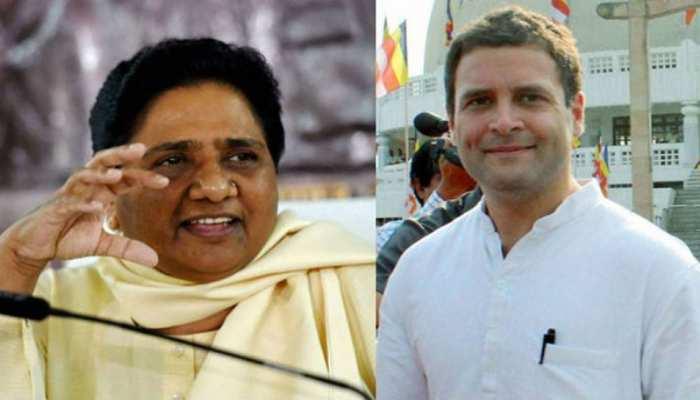 राहुल की न्यूनतम आय घोषणा पर मायावती का तंज, 'यह गरीबी हटाओ जैसा क्रूर मजाक तो नहीं'