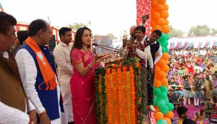 Hema Malini claimed, party Given green signal to contest again from Mathura