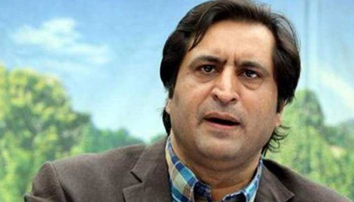जम्मू कश्मीर: पीपुल्स कॉन्फ्रेंस का चुनाव चिन्ह होगा सेब, सज्जाद गनी लोन ने की घोषण