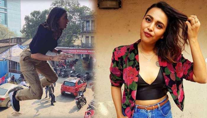 Swara Bhasker to unleash her action-streak with flesh