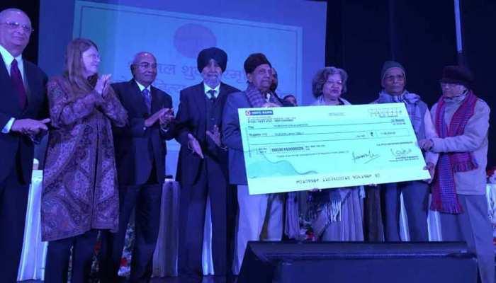 वरिष्ठ कथाकार रामधारी सिंह दिवाकर को मिला 2018 का श्रीलाल शुक्ल स्मृति इफको साहित्य सम्मान