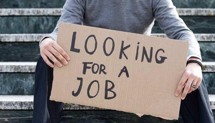 पिछले 45 सालों के चरम पर बेरोजगारी दर, शहरों में स्थिति और गंभीर