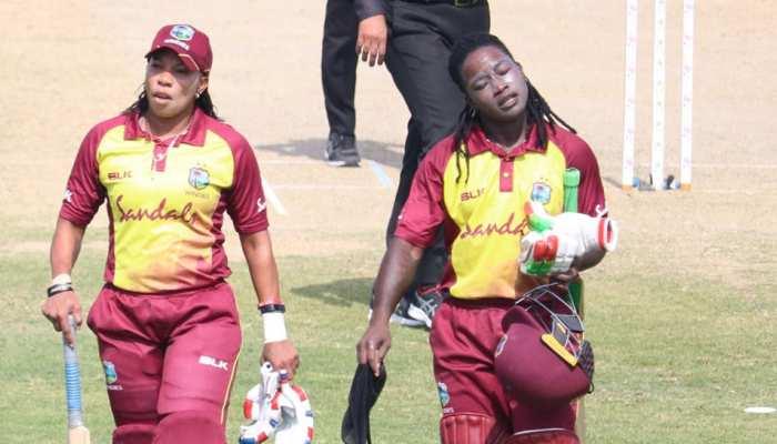 पाकिस्तान नहीं मना पाया 100वें टी-20 मैच में जीत का जश्न, वेस्टइंडीज टीम ने चटाई धूल
