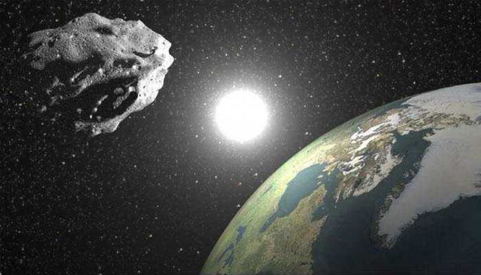 Asteroid ने की पृथ्वी के महाद्वीपों के निर्माण में मदद: Research