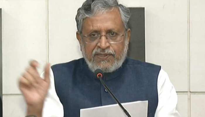 पटना: केंद्रीय बजट 'सर्जिकल स्ट्राइक' जैसा, विपक्ष की बोलती बंद: सुशील कुमार मोदी
