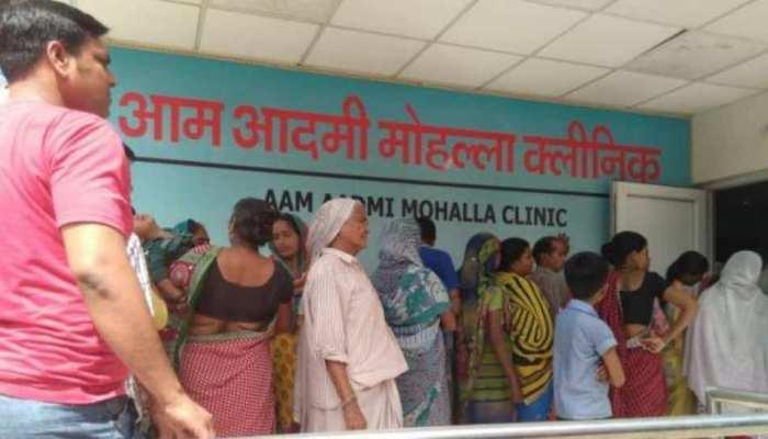 दिल्ली सरकार ने HC को बताया: मोहल्ला क्लीनिकों के लिए जगह नहीं सौंप रहा है DDA