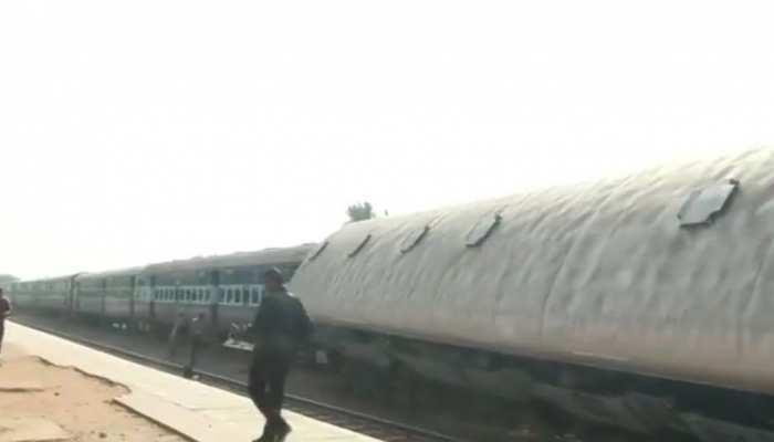 जयपुरः सांगानेर में हुए रेल हादसे से आवागमन प्रभावित, कई ट्रेनों के बदले रूट