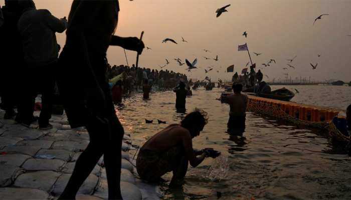 Kumbh 2019: मौनी अमावस्या के दिन होगा कुंभ का दूसरा शाही स्नान, ऐसे मिलेगा पुण्य