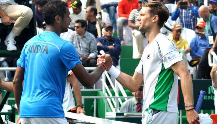 Davis Cup 2019: इटली से हारकर डेविस कप फाइनल्स की रेस से बाहर हुआ भारत