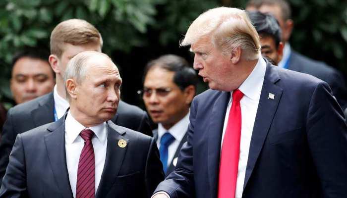 पुतिन ने की घोषणा, 'अमेरिका के साथ शीतयुद्ध काल की मिसाइल संधि से रूस होगा अलग'