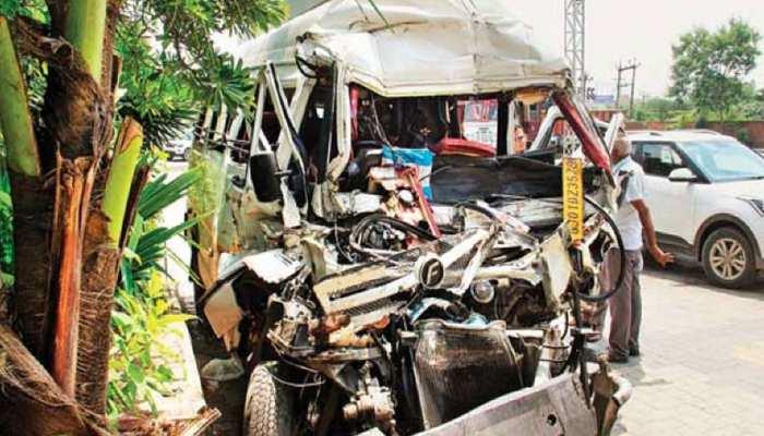 राजस्थान में कोहरे के कारण 40 से अधिक वाहनों की हुई भिड़ंत, 18 लोग घायल