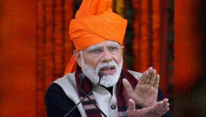 पीएम मोदी बोले-हम जम्मू कश्मीर में आतंक की कमर तोड़कर रख देंगे