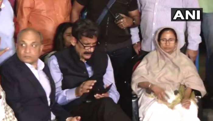 MamataVsCBI: जानिए, देश के किन-किन नेताओं ने दिया मुख्यमंत्री ममता बनर्जी को समर्थन