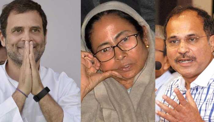 ममता vs सीबीआई मामले में बंटी कांग्रेस, राहुल समर्थन में तो सांसद बोले-सीएम डाकुओं के साथ