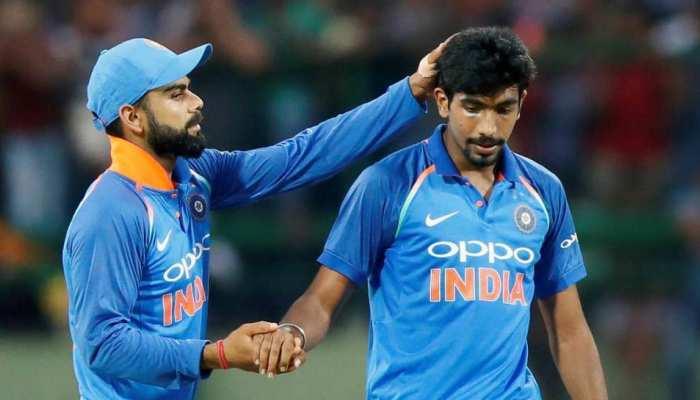 ICC वनडे रैंकिंग में भारत दूसरे स्थान पर, कोहली और बुमराह टॉप पर बरकरार
