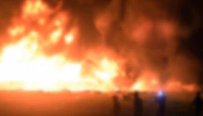मेक्सिको: पाइपलाइन में लगी थी आग, 125 लोग हुए मौत के शिकार