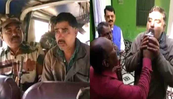 सुपौल: अपहरण के आरोपी को गिरफ्तार करने गई थी दिल्ली पुलिस, खुद हुई अरेस्ट