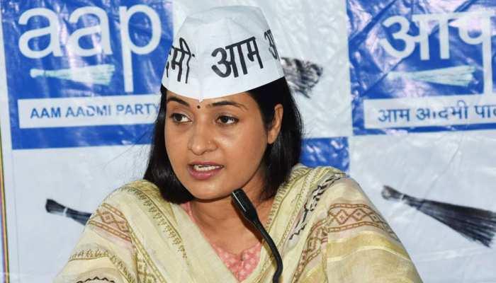 एक बार फिर AAP से असंतुष्ट दिखीं अलका, कहा- 'लगता है पार्टी अब मेरी सेवा नहीं चाहती'