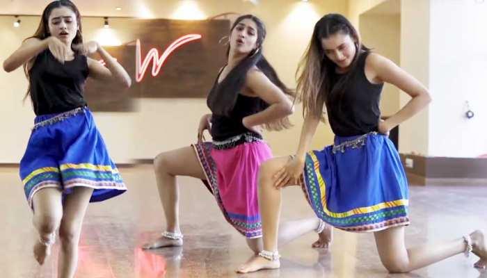 YouTube पर इन लड़कियों के फैन हुए लोग, बेहद पसंद किया जा रहा इनके डांस का VIDEO